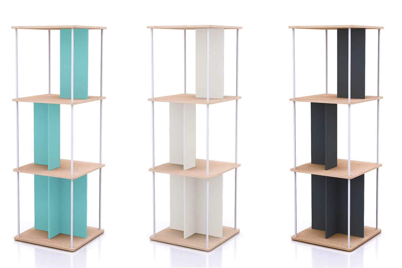 ... Domino Q - Modular shelving unit,