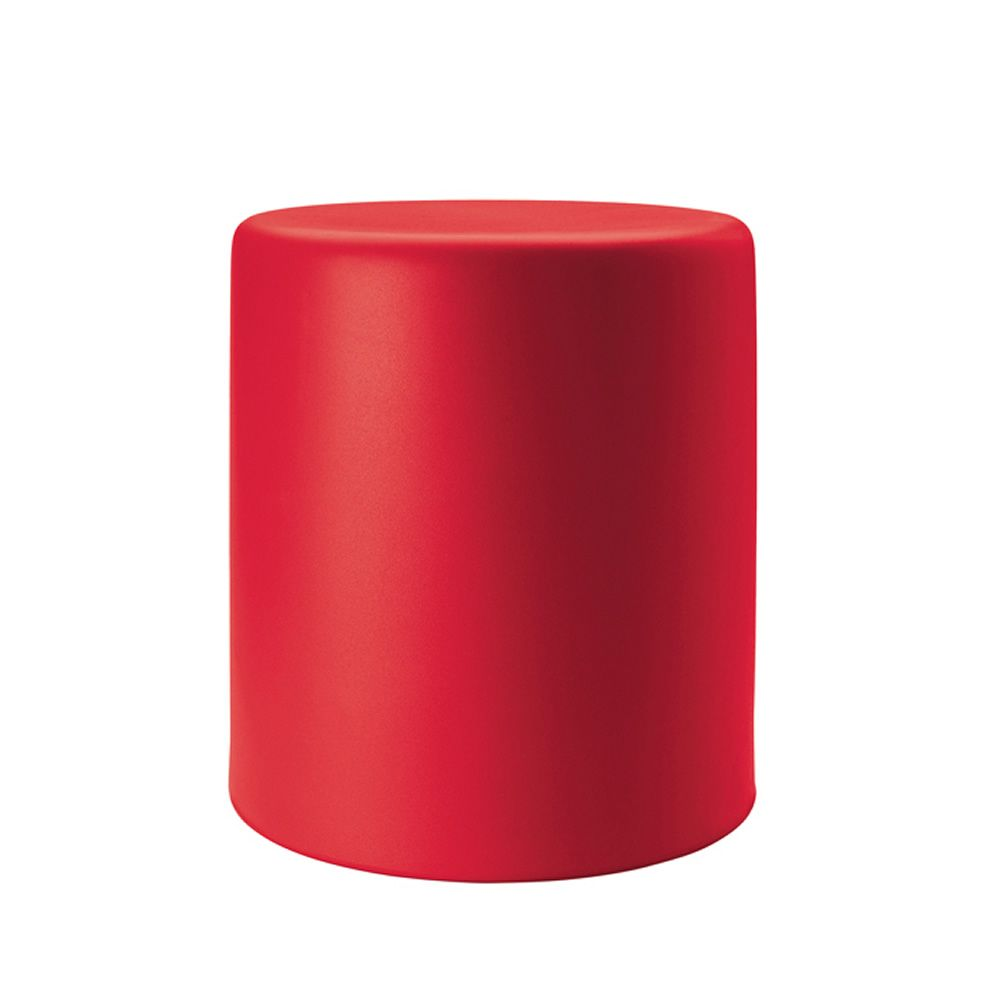 Wow 480 hocker beistelltisch pedrali aus polyethylen for Beistelltisch aussenbereich