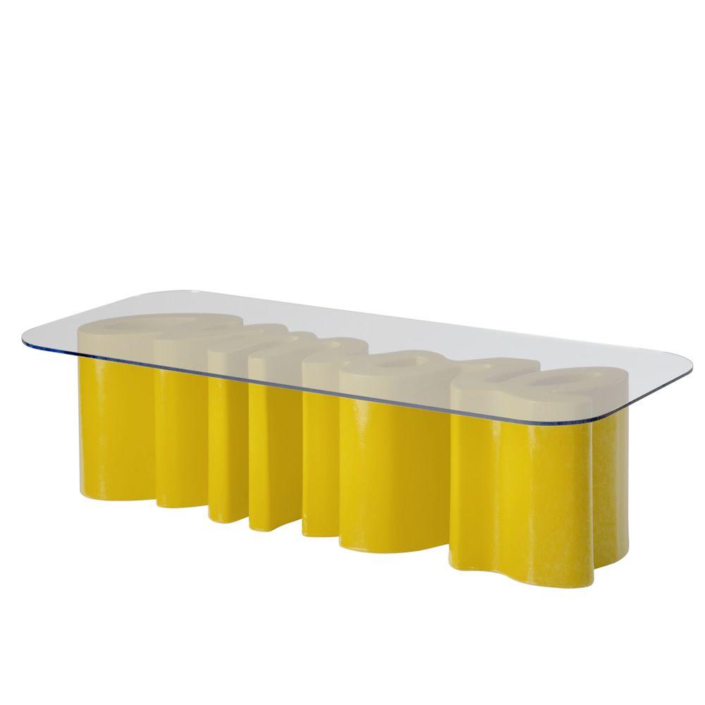 amore table beistelltisch slide aus polyethylen glasplatte auch mit beleuchtung auch f r den. Black Bedroom Furniture Sets. Home Design Ideas