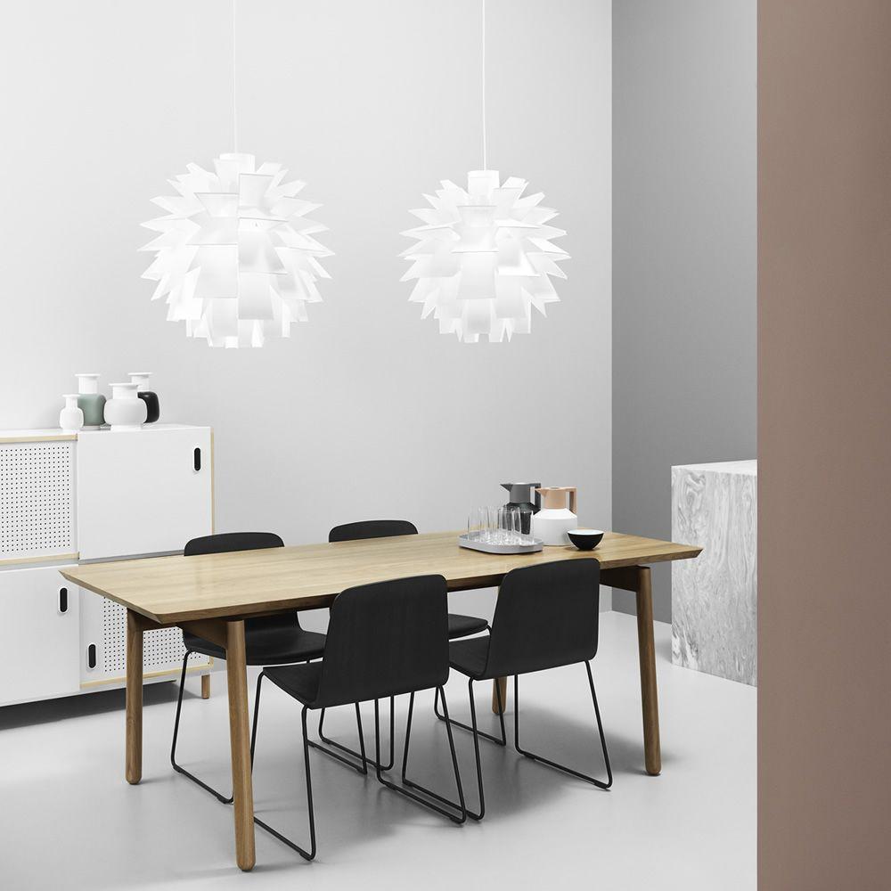 norm 69 lampada a sospensione normann copenhagen in materiale plastico diverse misure. Black Bedroom Furniture Sets. Home Design Ideas