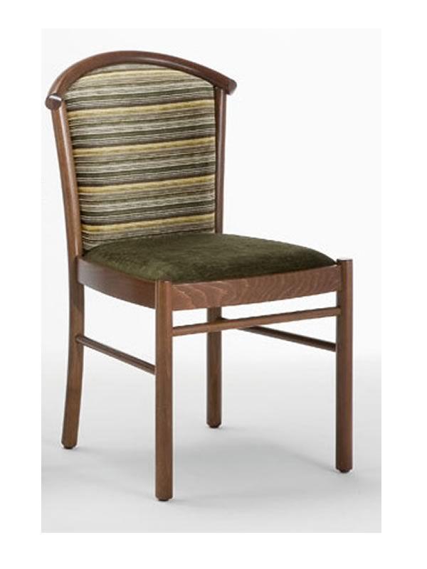 dolly stuhl aus holz sitzfl che aus koleder oder. Black Bedroom Furniture Sets. Home Design Ideas