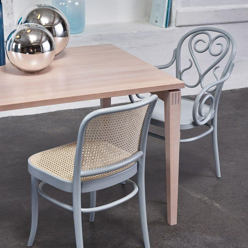 Stockholm tavolo ton in legno piano rettangolare 90 x - Tavolo stockholm ...