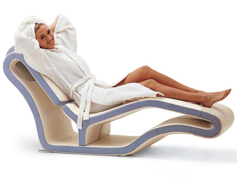 Long Y | Electrical Relax Armchair