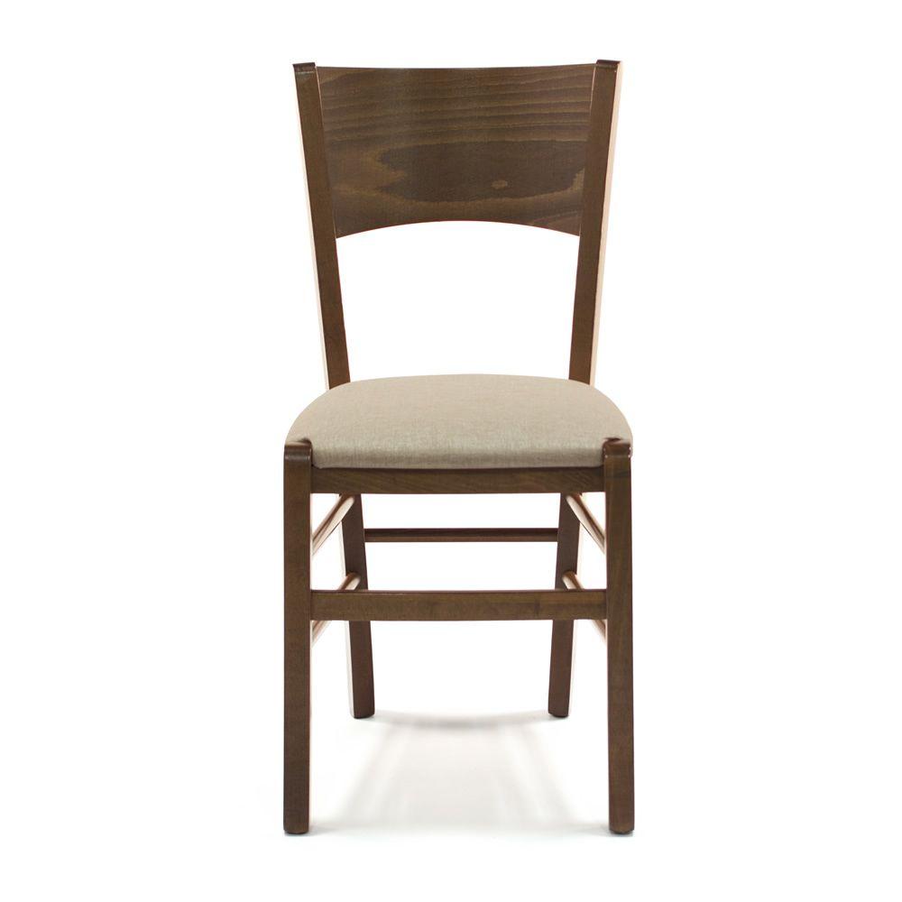 Mu80 para bare y restaurantes silla r stica en madera for Sillas para bares y restaurantes