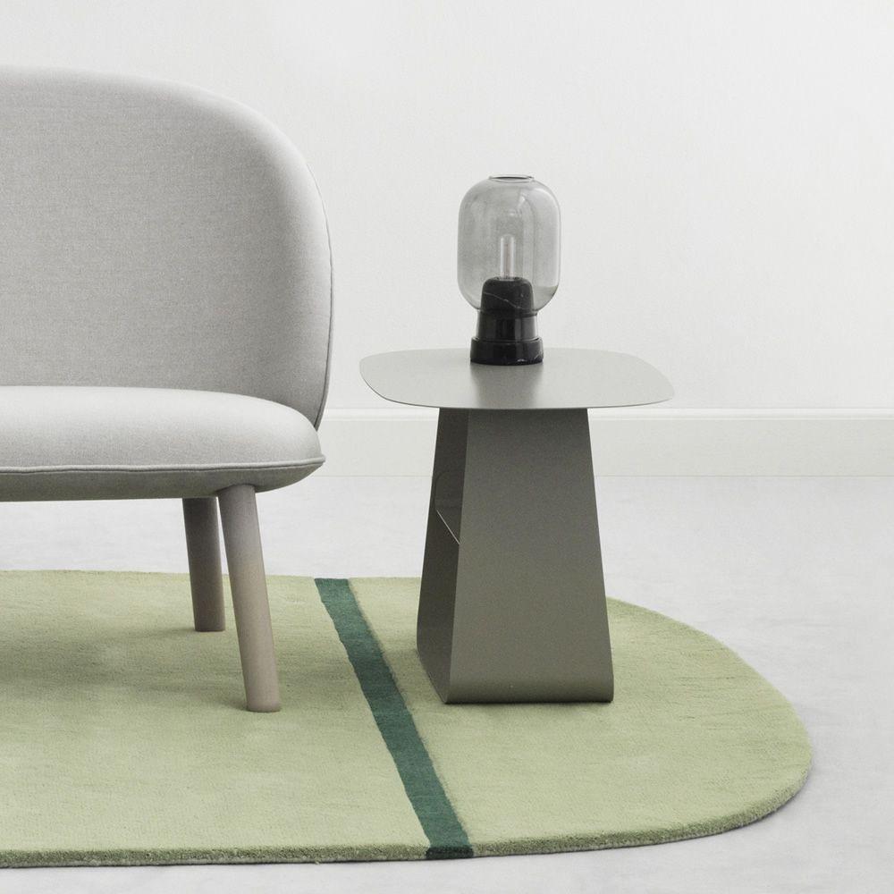 Amp t lampada da tavolo normann copenhagen in vetro e - Lampade da scrivania design ...