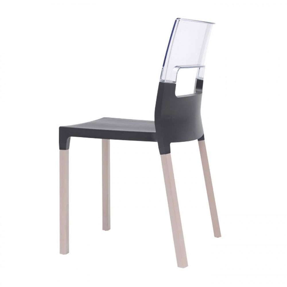 Natural diva 2815 sedia in legno con seduta in - Sedia diva calligaris ...