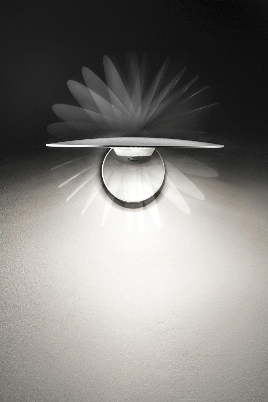 Puzzle Round. Lampada da soffitto o parete, orientabile
