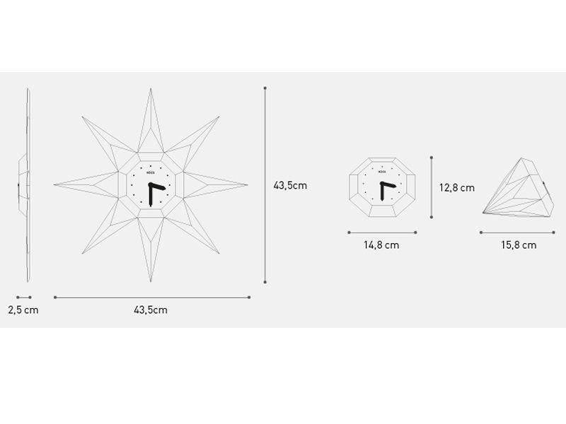 Table Clock Or Wall Clock