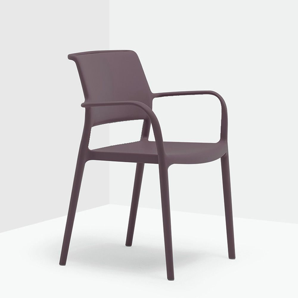 ara 315 fauteuil pedrali en polypropyl ne empilable aussi pour jardin. Black Bedroom Furniture Sets. Home Design Ideas