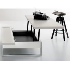 Adone - Coffee table Desk, different colours