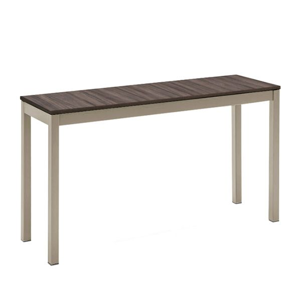 Cb4085 snap consolle outlet table console connubia calligaris en m tal plateau en m lamin - Table a rallonge console ...