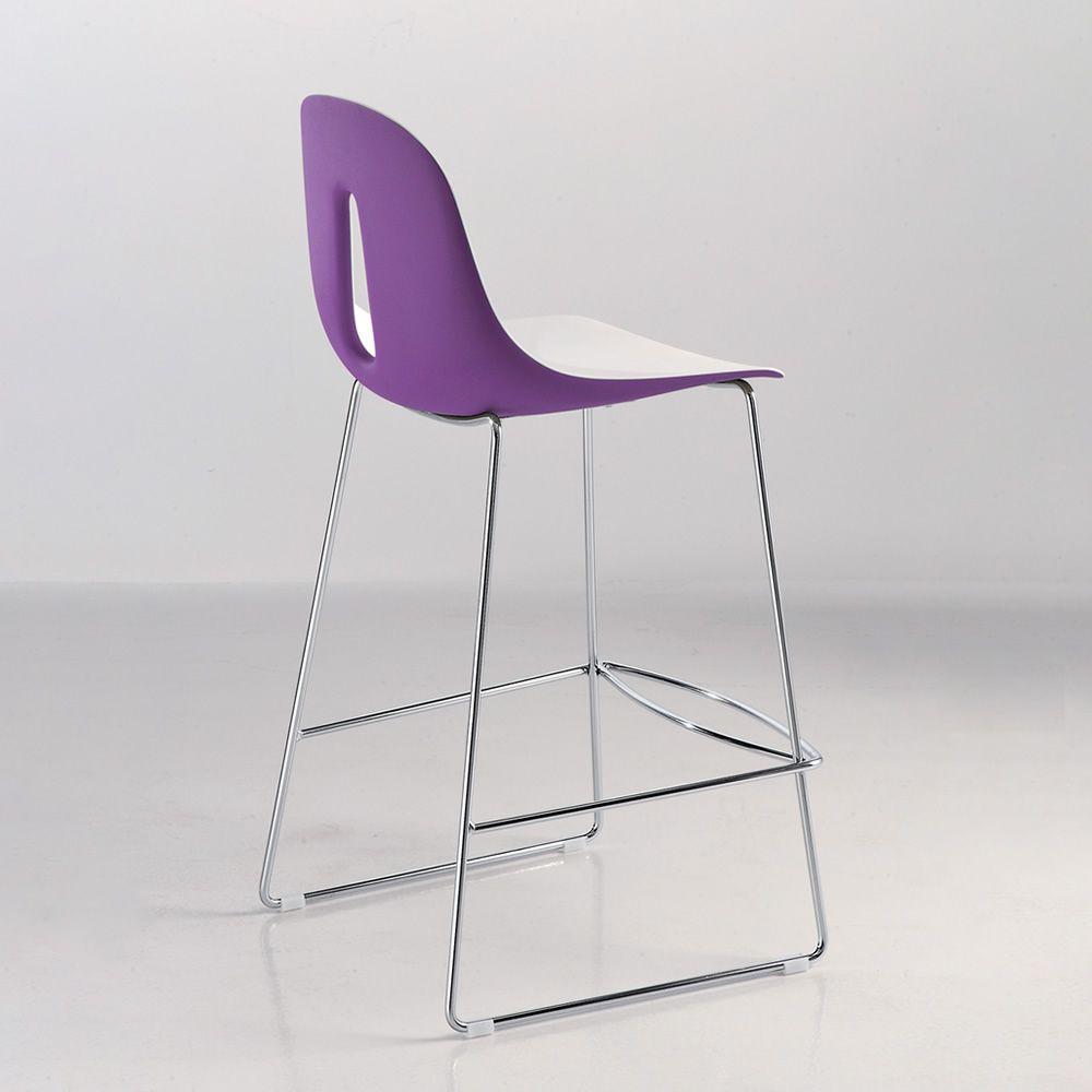 gotham sl sg tabouret chairs more en m tal et en mousse de polyur thane disponible dans. Black Bedroom Furniture Sets. Home Design Ideas