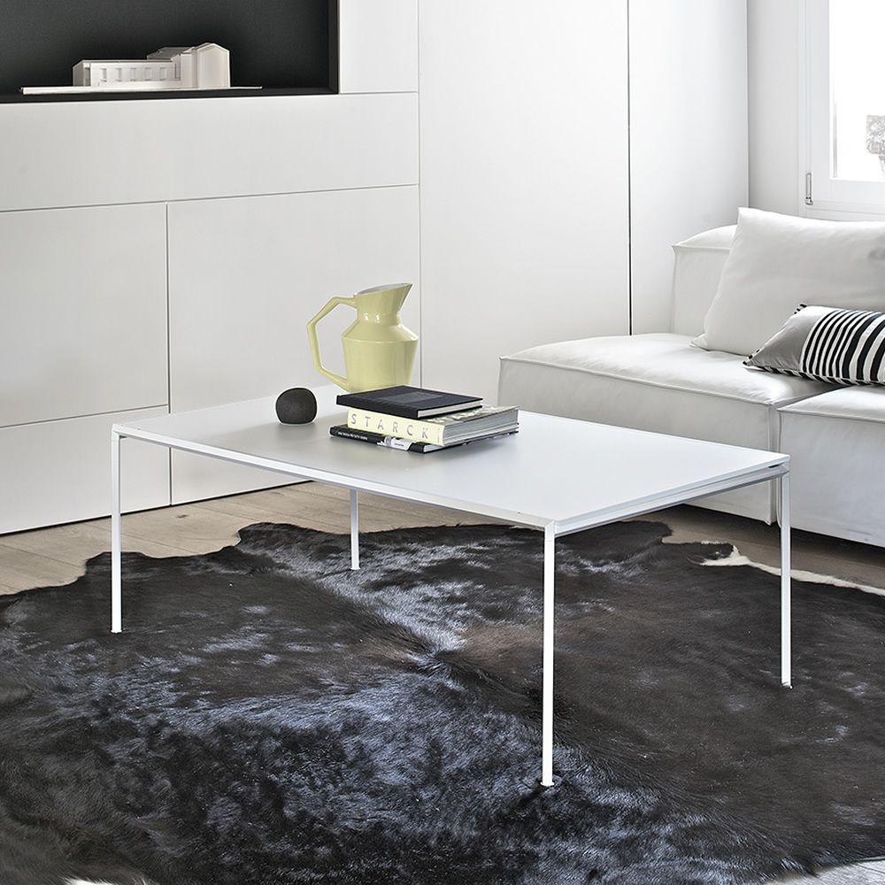 Tavolini Da Salotto Moderni Bontempi.Diagonal R Tavolino Di Desing Bontempi Casa In Metallo Con
