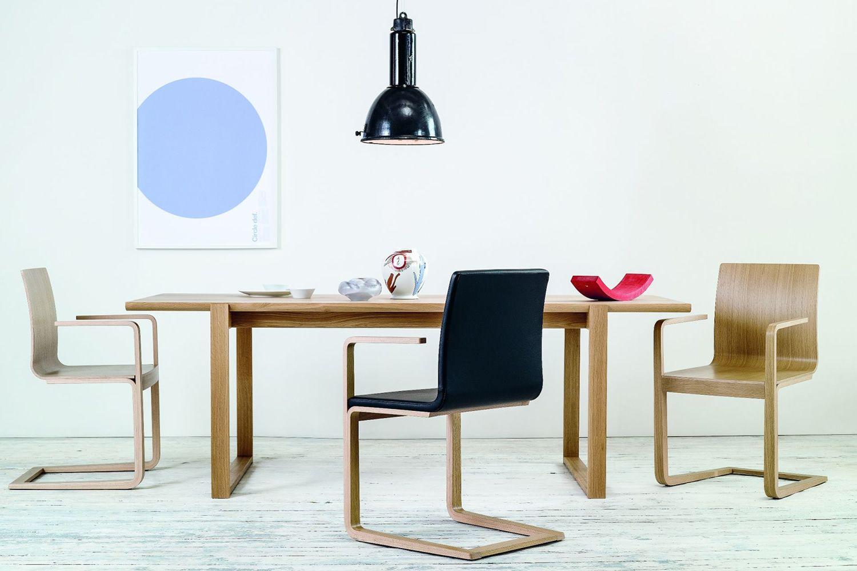 Mojo sedia ton con braccioli in legno con seduta in - Sedie in legno design ...