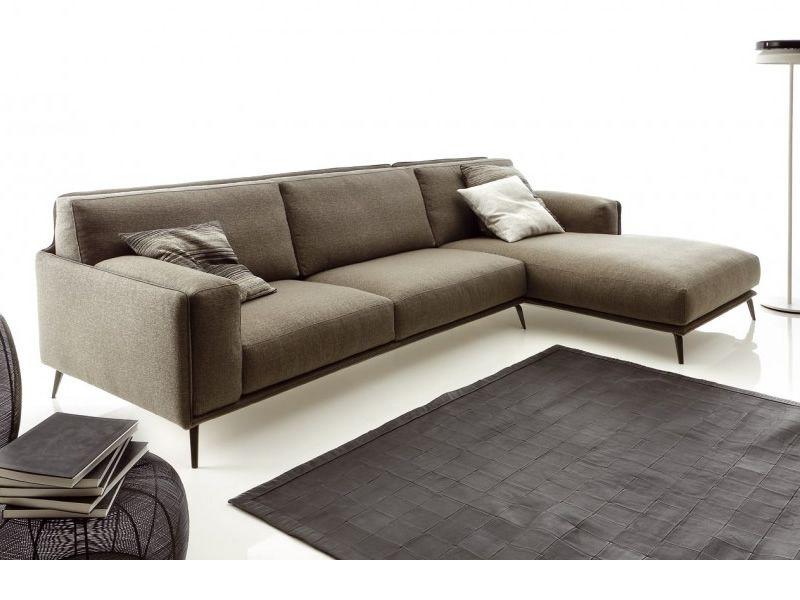 helsinki chaise canap moderne 2 3 ou 3 places xl avec chaise longue rev tement d houssable. Black Bedroom Furniture Sets. Home Design Ideas