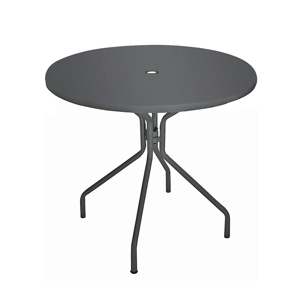 solid for bars and restaurants emu table made of metal for garden top in several sizes. Black Bedroom Furniture Sets. Home Design Ideas