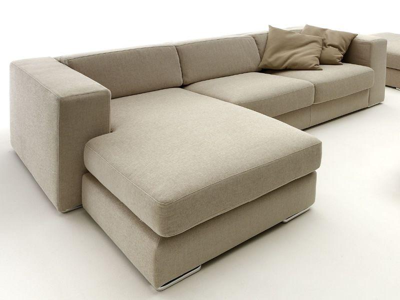 Matrix divano a 2 posti o 3 posti con penisola for Altezza divano
