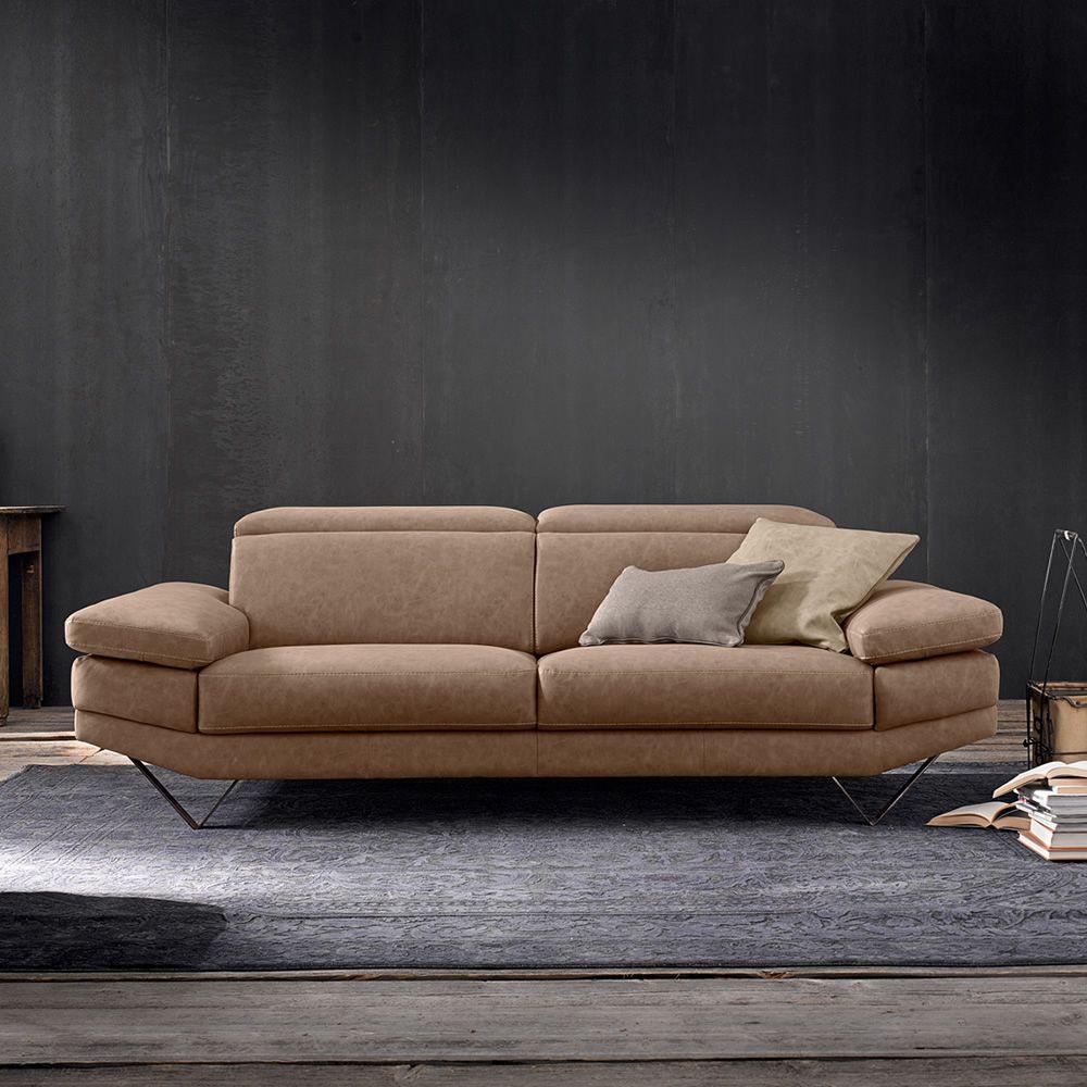 honolulu 2 3 3 maxi sitzer sofa mit zur ckklappbarer. Black Bedroom Furniture Sets. Home Design Ideas