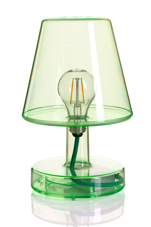 transloetje lampe de table fatboy led en polycarbonate transparent de couleurs diff rentes. Black Bedroom Furniture Sets. Home Design Ideas