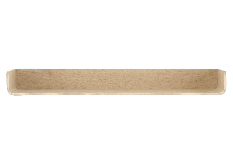 Lean estante de pared en madera sediarreda - Estantes para pared ...