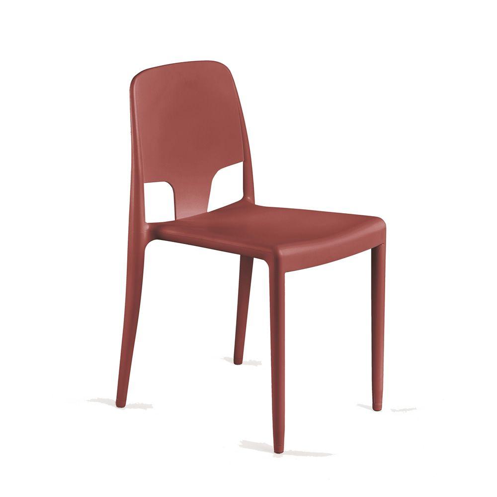 margot pop chaise infiniti en polypropyl ne empilable. Black Bedroom Furniture Sets. Home Design Ideas