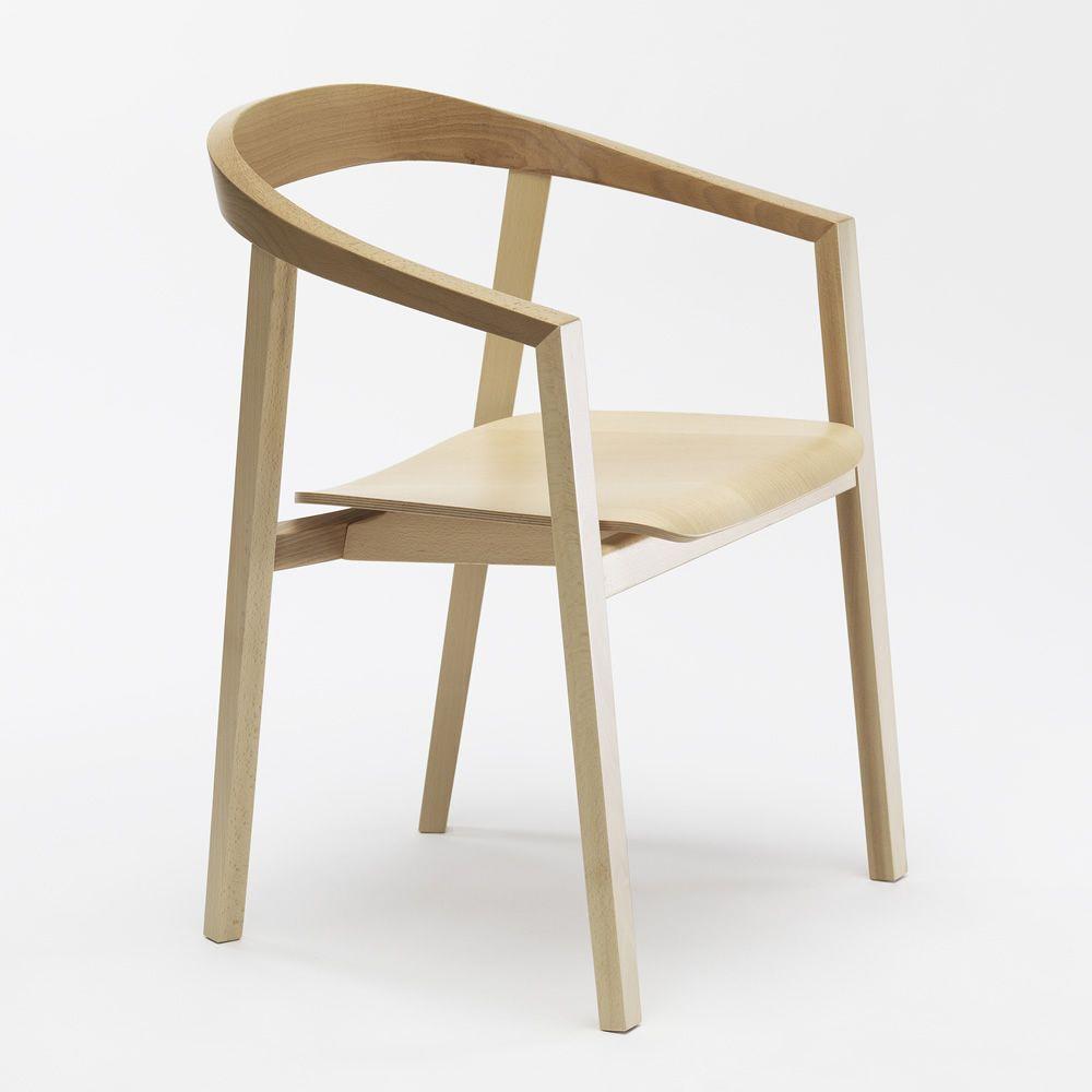ro sessel aus holz mit sitz aus holz oder mit gepolstertem sitz in verschiedenen farben. Black Bedroom Furniture Sets. Home Design Ideas