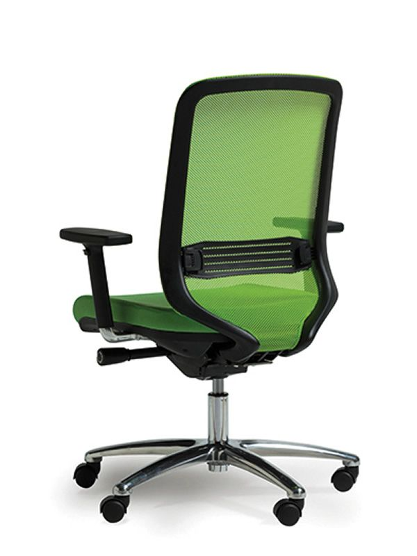 Bali sedia operativa per ufficio con schienale in rete for Sedia ufficio black friday