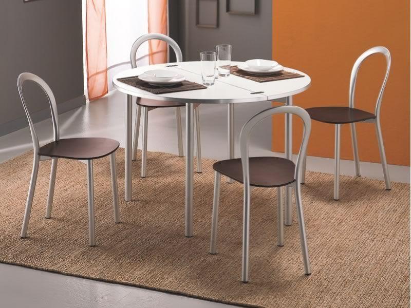 Cb1304 lotus per bar e ristoranti sedia in metallo con for Sedie acciaio