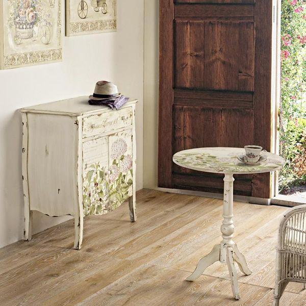 elba anrichte shabby chic aus holz mit schublade 76x45 cm sediarreda. Black Bedroom Furniture Sets. Home Design Ideas