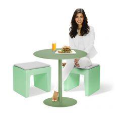 Concrete Seat - Sgabello Fatboy in polietilene, disponibili diversi colori, anche per giardino