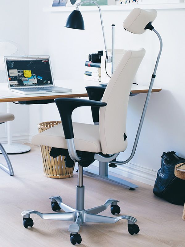 H04 sedia ufficio ergonomica h g con schienale in for Sedia misure