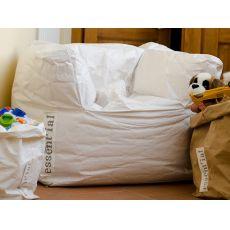 Avana L Poltrona - Ecological armchair, several colours available, washable