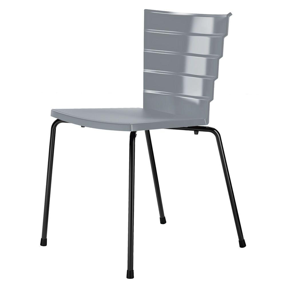 bikini chaise design en m tal et polypropyl ne empilable id ale aussi pour le jardin. Black Bedroom Furniture Sets. Home Design Ideas