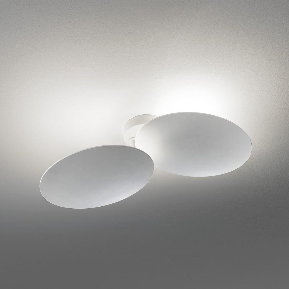 Puzzle Round. Lampada a soffitto, doppio (M)