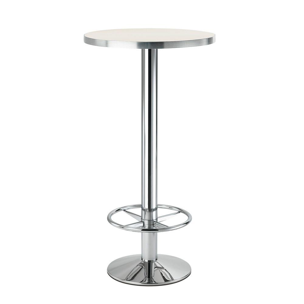 Tonda 4154r per bar e ristoranti basamento per tavolo - Tavolo alto bar ...