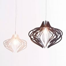 Medusa Iron - Colico Design suspension lamp, in varnished steel, available in different sizes and colours