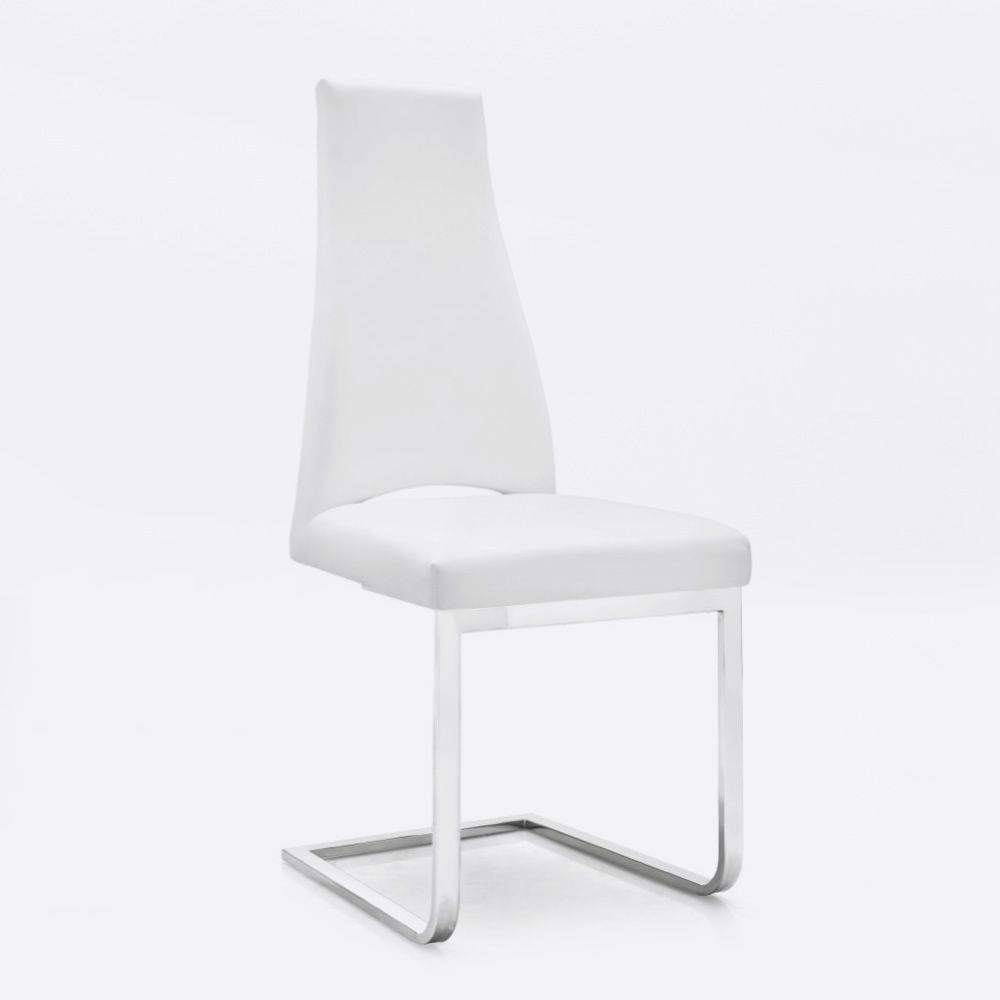 cs1380 lh juliet stuhl calligaris aus metall mit bezug aus leder sediarreda. Black Bedroom Furniture Sets. Home Design Ideas