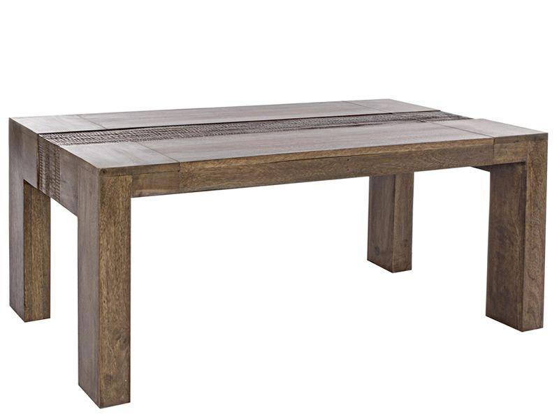 Pertuso Table Basse En Bois De Manguier Disponible Dans