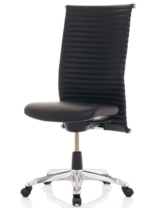 H09 meeting ex chaise de bureau ergonomique h g avec - Coussin chaise bureau ...