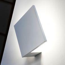 Puzzle - Lampe design de plafond ou murale, en métal, LED, disponible en différentes tailles