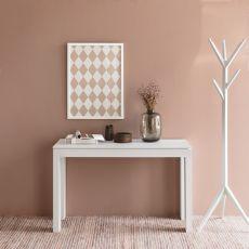 consoles et consoles rallonge pour optimiser les espaces avec style sediarreda. Black Bedroom Furniture Sets. Home Design Ideas