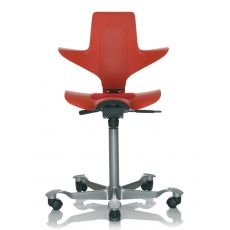 Capisco ® Puls Promo - Office chair by HÅG, with saddle seat, on PROMOTION