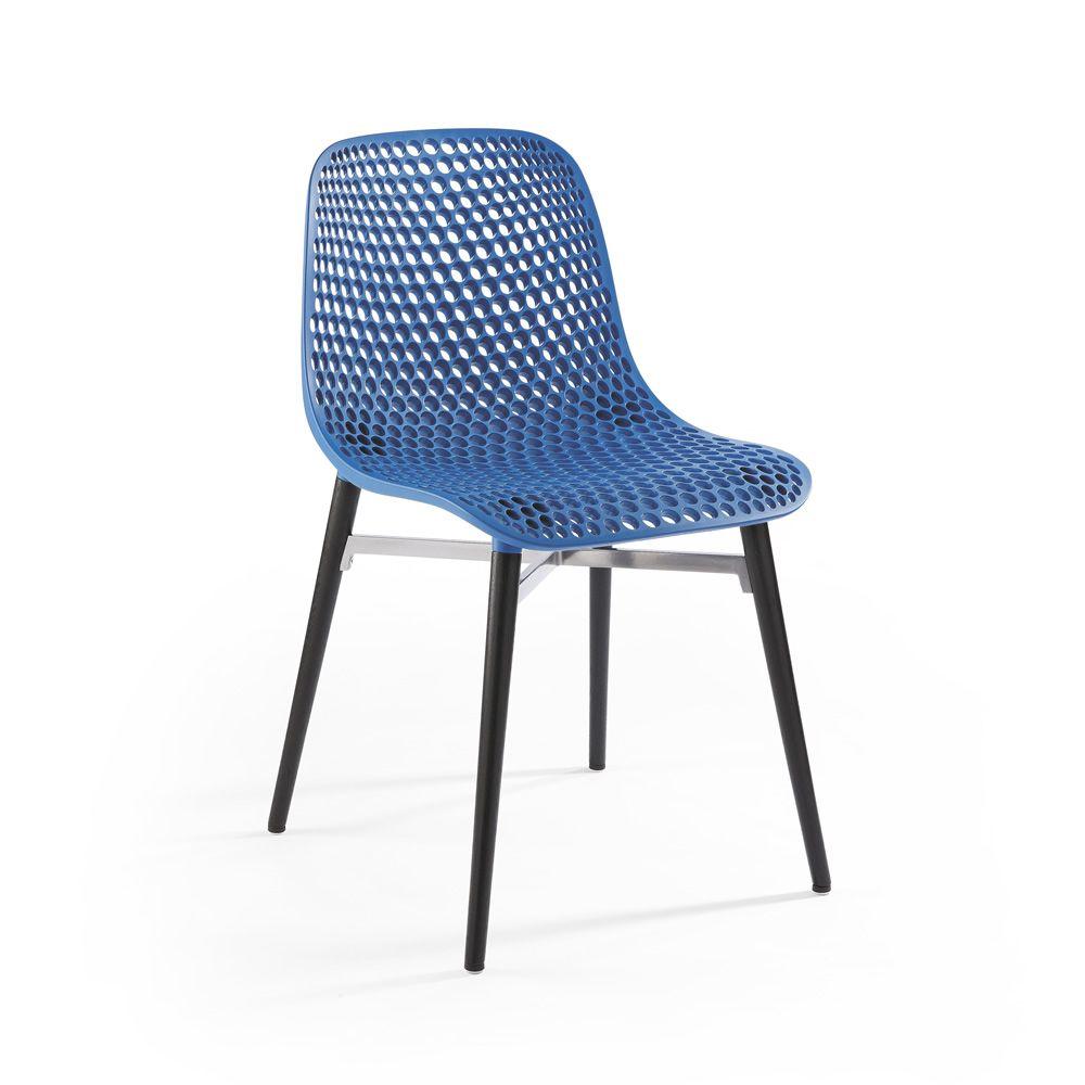 Treppenstufen Holz FUr Den Aussenbereich ~ Designer Stuhl auch für den Außenbereich mit Gestell aus Iroko Holz