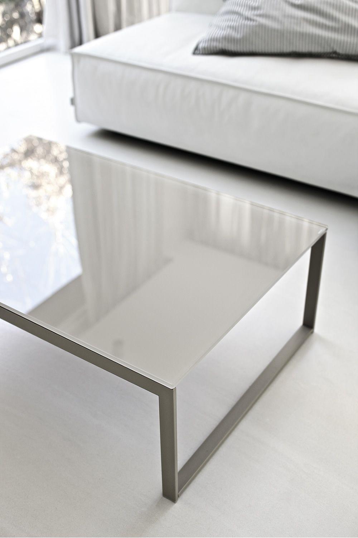 hires-hip-hop-table-tavolino-con-struttura-in-acciaio-laccato -sabbia-piano-in-cristallo-laccato-tortora-lucido.jpg - Tavolino Acciaio Laccato Ginger Bontempi
