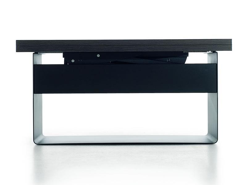 Orfeo tavolino trasformabile in tavolo da pranzo for Altezza tavolo pranzo