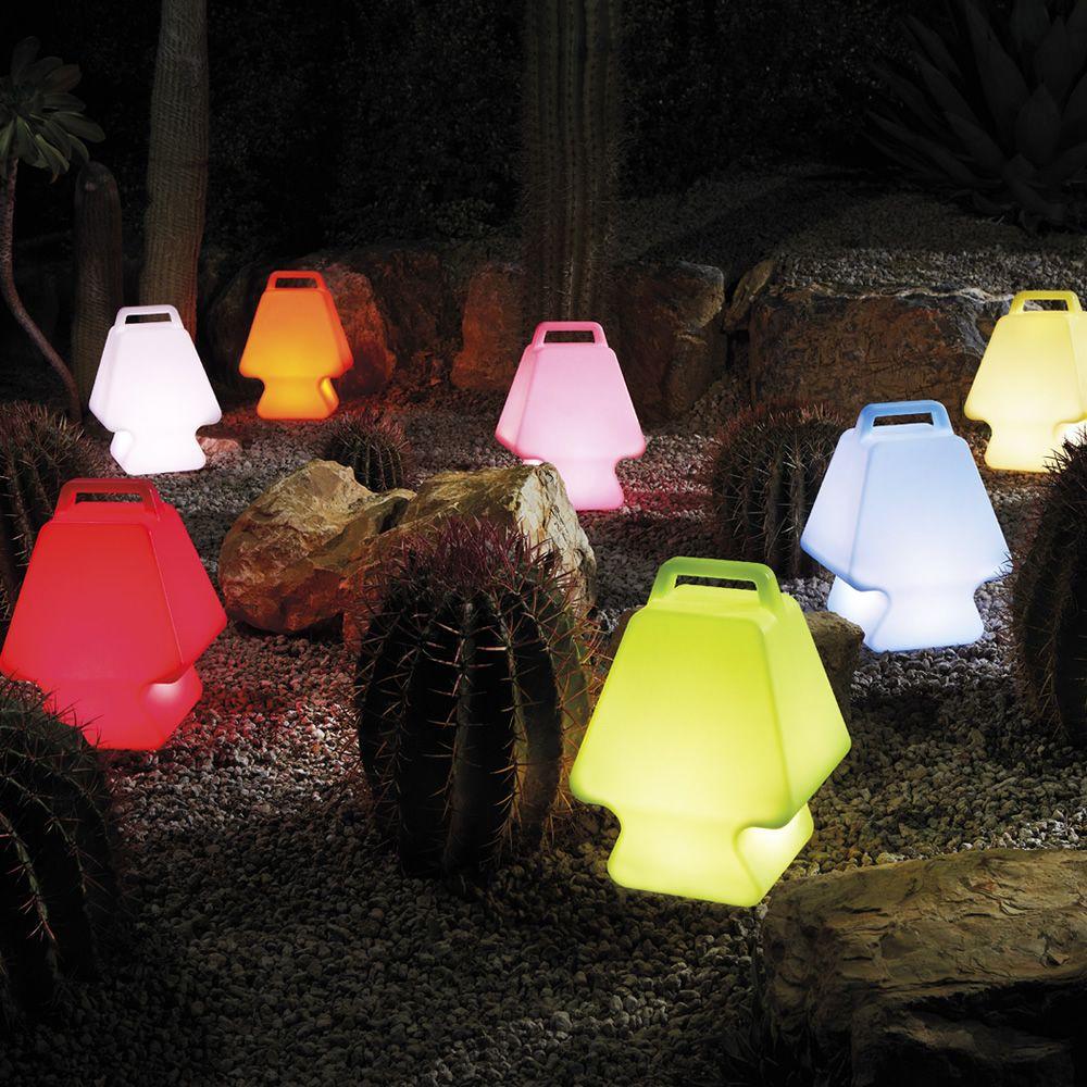 Pr t porter slide polyethylene table lamp different for Pret a porter