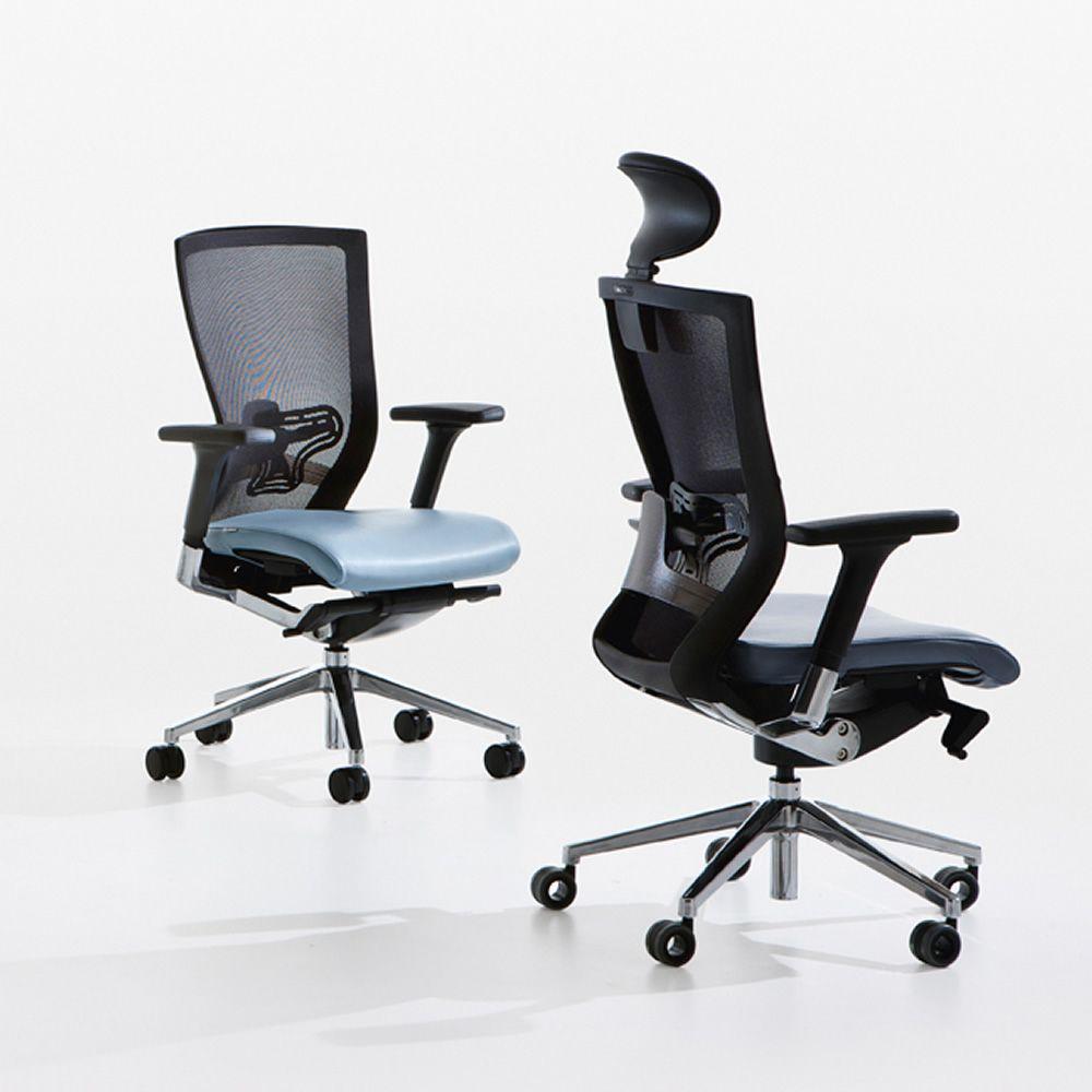 X chair poltrona direzionale da ufficio con o senza for Poltrone x ufficio
