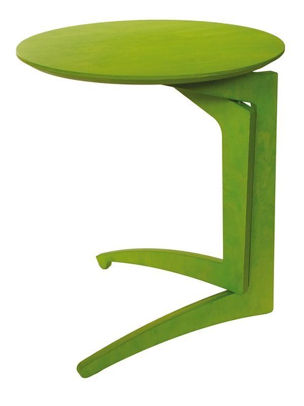 Foldme - Tavolino pieghevole multifunzionale, disponibile in diverse ...
