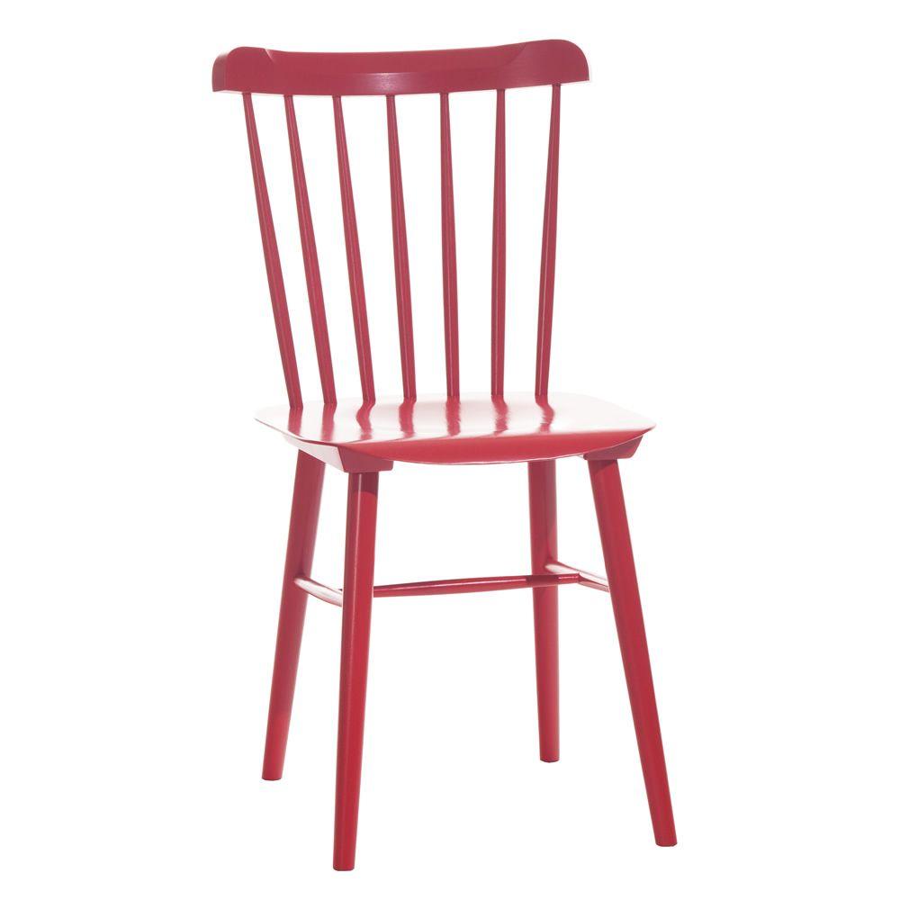 Ironica f sedia ton in legno sediarreda - Sedia di design ...