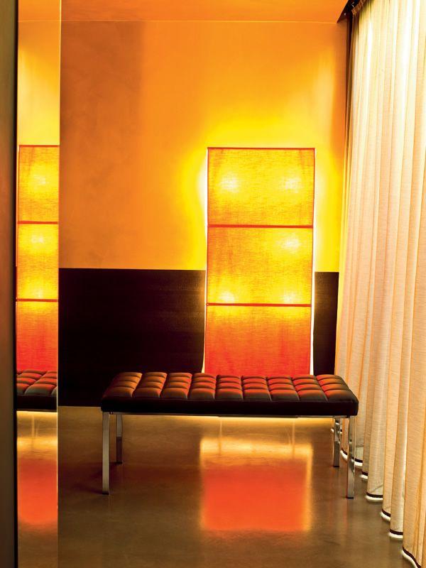 marsiglia b banc midj en m tal assise en cuir simil cuir ou tissu en diff rentes couleurs. Black Bedroom Furniture Sets. Home Design Ideas